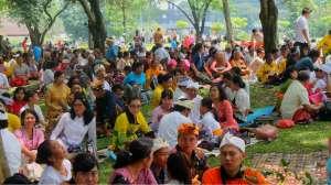 Setelah Nyepi, Ini yang Dilakukan Umat Hindu Jogja