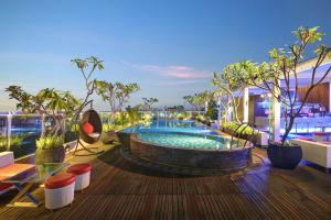 Ini 3 Hotel dengan Kolam Renang di Rooftop-nya