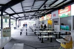 Leyeh-leyeh Food Court, Tempat Berkumpul Aneka Kuliner
