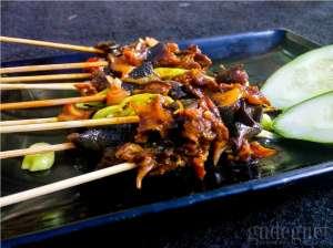 Berburu Kuliner Sate Bekicot Kang Wisang