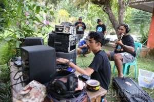 Endank Soekamti Siap ke Papua dan Siaran Bareng CitraNet dan Mikrotik