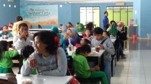 Menikmati Family Time di Ulam Tirta Resto & Rest Area