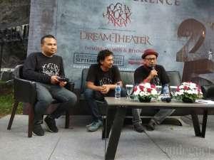 Dream Theater Gunakan 120 Ribu Watt Power Audio