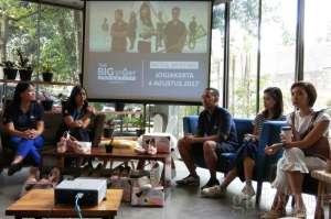 Jogja Jadi Tuan Rumah The Big Start Indonesia Session 2
