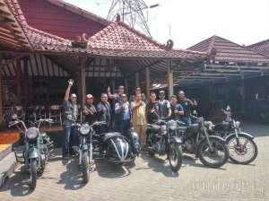 Kirab Motor Antik Akan Meriahkan Djogjantique Day 2017