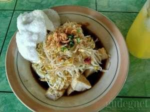 Kupat Tahu Kancilan, Kuliner Lezat di Ngaglik Sleman