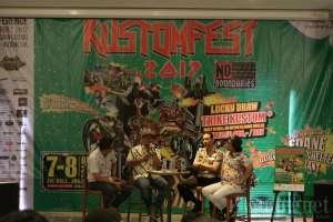 Bersiap, Kustomfest 2017 Segera Digelar