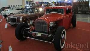 Mau Dengerin Raungan Mesin V8 American Muscle Car? Tonton Kustomfest 2017