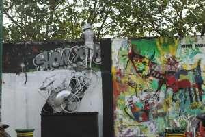 Patung Jogja Street Sculpture Bertebaran di Kotabaru