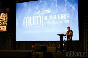 Ribuan Peserta Hadiri Mikrotik User Meeting 2017