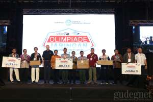 Juarai Olimpiade, SMK 7 Semarang Sabet Rp 25 Juta