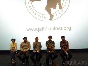 Fluidity Hadir di JAFF (Jogja-NETPAC Asian Festival) 2017