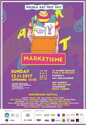 KAF 2017 : Mencari Strategi Baru Pemasaran Karya Seni
