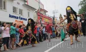Festival Jogja Gumregah Angkat Kiprah Komunitas