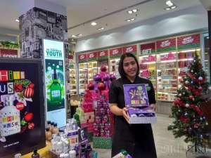 Christmas Gift Moment Berbagi dari The Body Shop