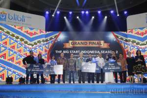 Kris Samuel,  Founder Uttara Juara The Big Start Indonesia 2017