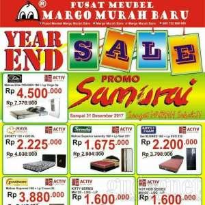 """Belanja """"Samurai"""" Di Margo Murah Baru"""
