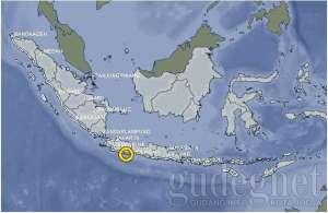 Pesisir Selatan Jawa Dilanda Gempa