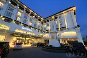 Grand Dafam Rohan, Hotel Berkonsep Syariah