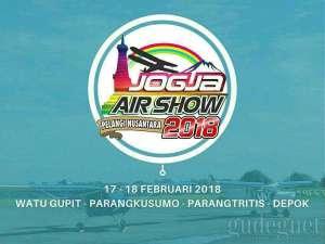 Jadwal Lengkap Jogja Air Show 2018
