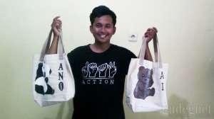Creativeable Project Yogyakarta, Proyek Kreatif ala Difabel