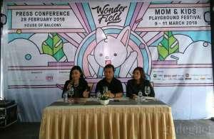 Wonderfield, Event Mom & Kids Terbesar dan Pertama Bakal Digelar di Amplaz
