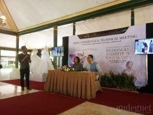 Pameran Akbar Weddingku Exhibition Yogyakarta Menampilkan Anne Avantie
