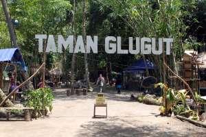 Taman Glugut, Kebun yang disulap Menjadi Obyek Wisata