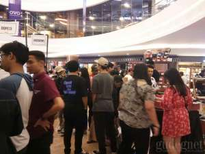 95.000 Pengunjungi Padati Jogja Sneaker Market Vol.3