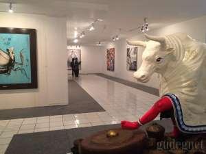 Pameran Jogja Artnet Suguhkan Patung dan Lukisan
