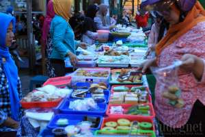 Jogja Tempo Doeloe Hadir di Pasar Sore Ramadan Nitikan