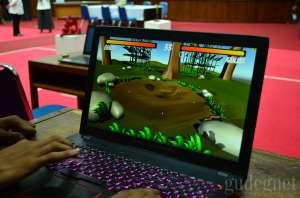 Mahasiswa MMTC Jogja Pamerkan Game Digital dan Board Game