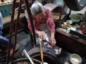 Tonseng dan Gule Legendaris Mbah Salam Pasar Kotagede