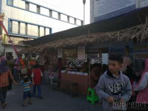 Berburu Jajanan Lawasan di Pasar Kangen