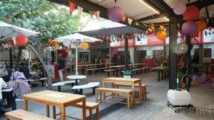 Kampung Tugu, Pusat Kuliner Pemberdaya UKM Jogja