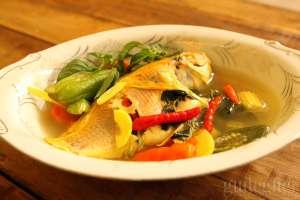Pindang Ikan Khas Palembang Warung Barokah, Perpaduan Rasa Segar dan Pedas