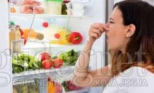 Menghilangkan Bau Tidak Sedap di Kulkas