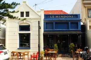 Le Mindoni, Kafe Gaya Eropa di Tengah Kota