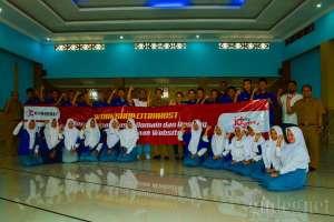 Siswa SMK Muhammadiyah 1 Playen Antusias Ikuti Workshop dari CITRAHOST