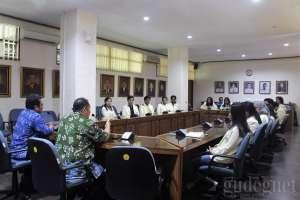 UAJY Kirim Mahasiswa KKN Bantu Korban Gempa di Lombok