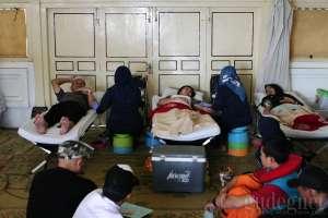 Muslim United Gelar Donor Darah di Masjid Gedhe Kauman