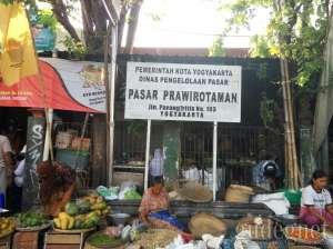 Revitalisasi Pasar Prawirotaman Serap Anggaran Hampir Rp 75 Miliar