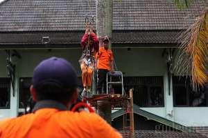 BPBD Kota Yogyakarta Ajarkan Teknik Penyelamatan Bencana pada Siswa SD