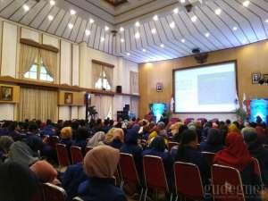 Kominfo Gelar Diskusi Publik  Pemuda Sadar Pemilu