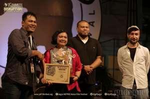 """Penutupan JAFF, """"27 Steps of May"""" Raih Golden Hanoman Award"""