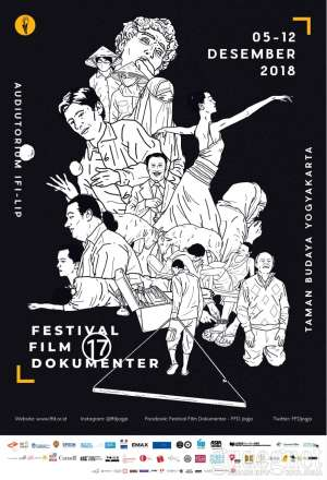 Jadwal Agenda Festival Film Dokumenter 2018