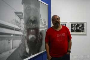 Meretas Bunyi,Pameran Fotografi 'NGENG' Djaduk Ferianto