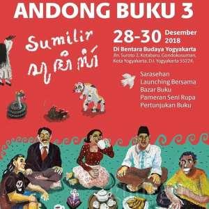 Bentara Budaya Yogyakarta akan Gelar Andong Buku #3