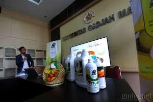 Dosen UGM, Ubah Limbah Cangkang Kepiting Jadi Anti Hama Ramah Lingkungan