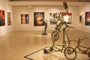Puluhan Karya tentang Nusantara dipajang di Jogja Gallery